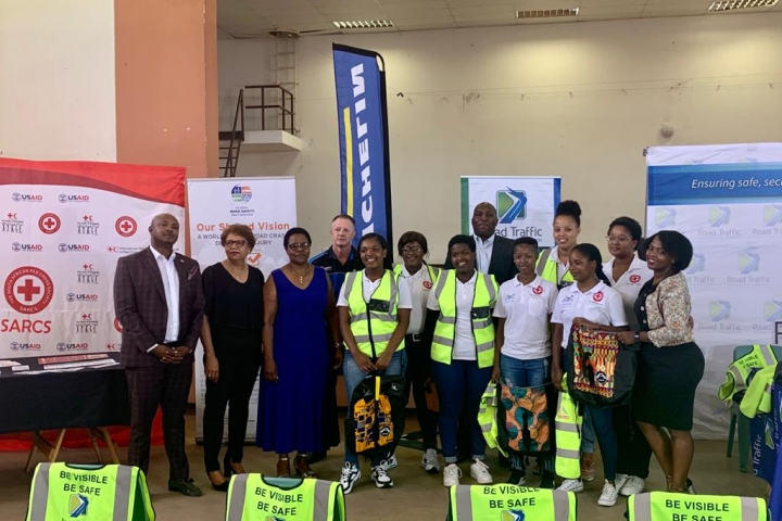 COMMUNITY ACTIVATION EVENT BY YOUTH ROAD SAFETY AMBASSADORS