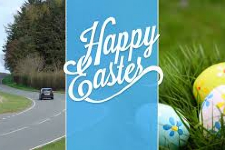 GRSP ZA Road Safety Easter message to permitted travellers and essential workers.