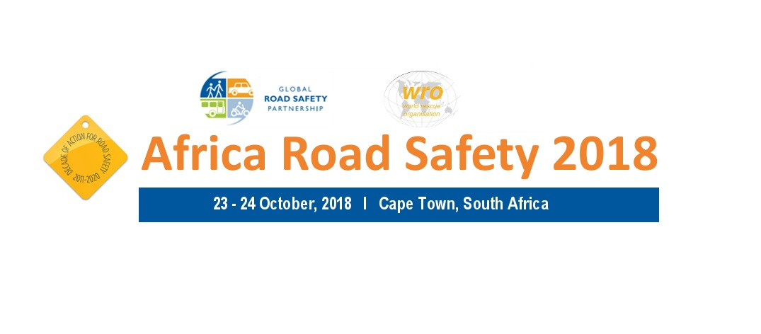 REGISTER NOW! - Africa Road Safety Seminar 2018