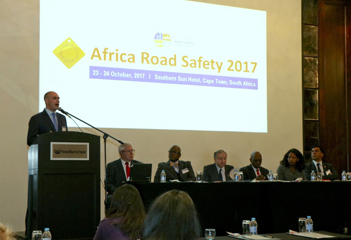 SAVE THE DATE: 7th Global Road Safety Partnership Africa Road Safety Seminar 2018